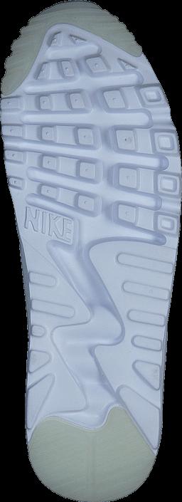 Kjøp Nike Nike Air Max 90 Ultra Moire White/White-White-White Hvite Sko Online