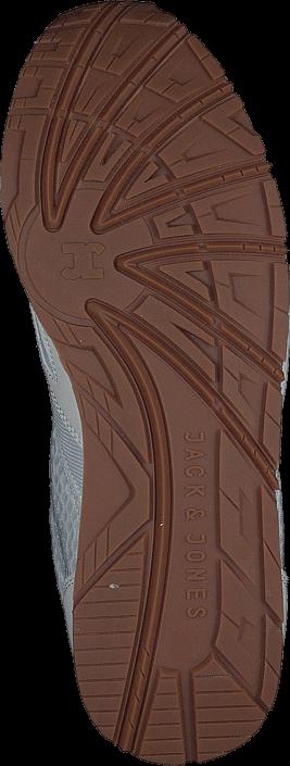 Kjøp Jack & Jones Lafayette Mesh Marshmallow Hvite Sko Online