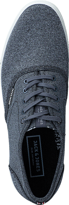 Kjøp Jack & Jones Spider Canvas Grey Melange Blå Sko Online