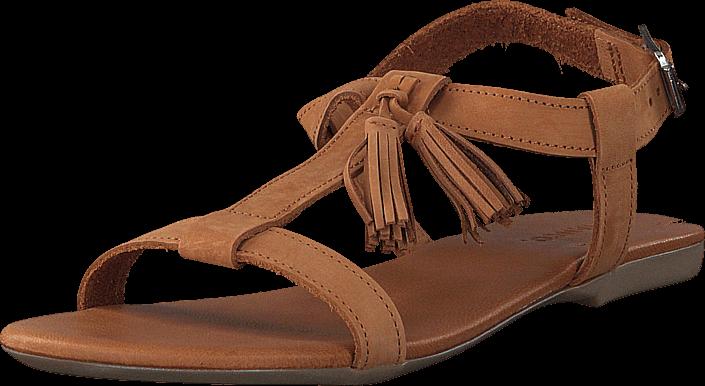 Kjøp Bianco T-Bar Sandal 24 Cognac Brune Sko Online