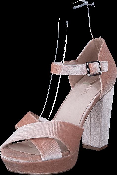 Kjøp Bianco Clean Basic Sandal JFM17 Rose Rosa Sko Online