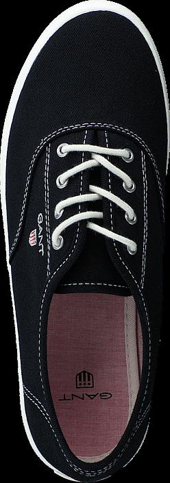 Kjøp Gant 14538591 New Haven G00 Black Blå Sko Online