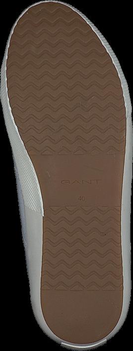 Kjøp Gant 14638613 Samuel Sneaker G29 White Hvite Sko Online