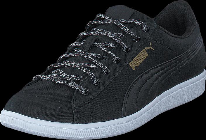 Kjøp Puma Vikky Spice 002 Black Grå Sko Online