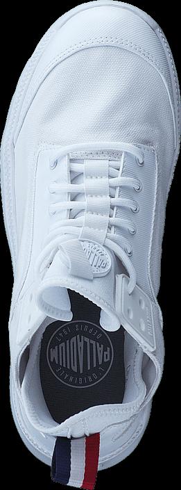 Kjøp Palladium Desvilles White Hvite Sko Online