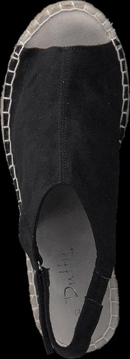 Kjøp Duffy 86-00215 Black Grå Sko Online