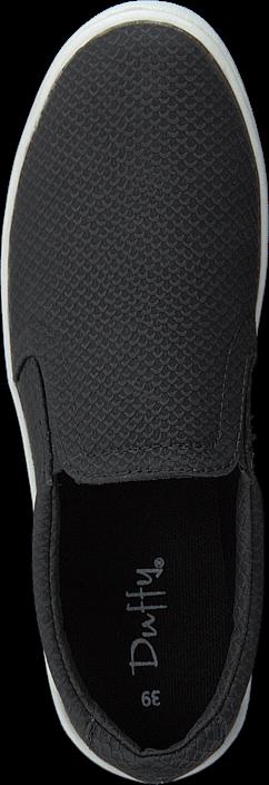 Kjøp Duffy 73-41254 Black Grå Sko Online