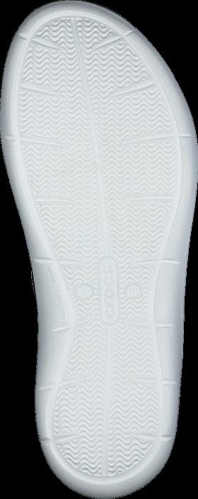 Kjøp Crocs Swiftwater Sandal W Smoke/White Grå Sko Online