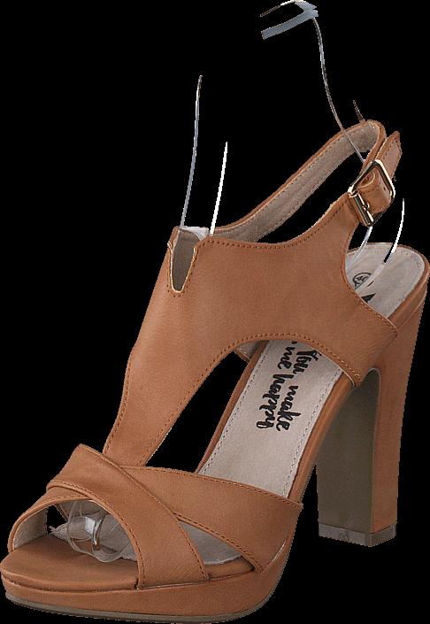 Kjøp Xti 46590 Camel Brune Sko Online