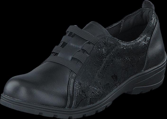 Kjøp Soft Comfort Noor Black Grå Sko Online