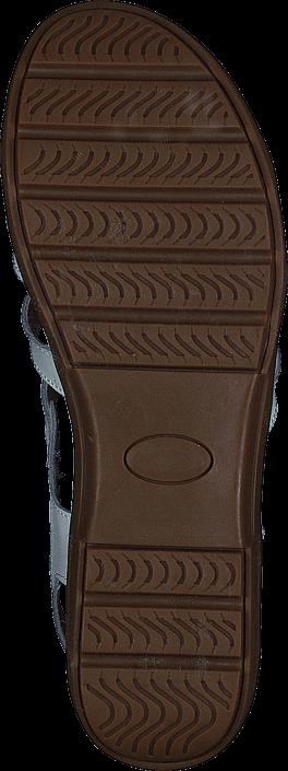 Kjøp Soft Comfort Gozo II White Grå Sko Online
