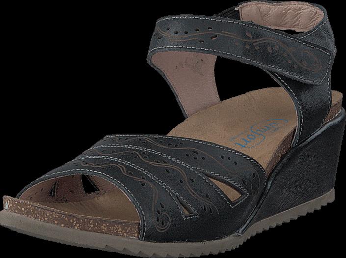 Kjøp Soft Comfort Chandra Black Svarte Sko Online
