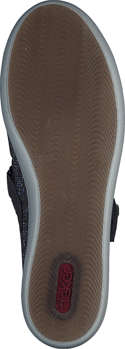 Kjøp Rieker K3005-42 Gold Brune Sko Online
