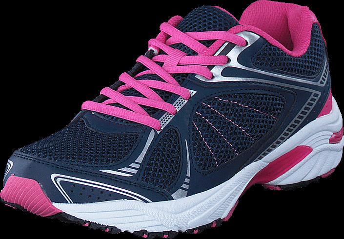 Kjøp Scholl New Sprinter Dark Blue /Pink Blå Sko Online