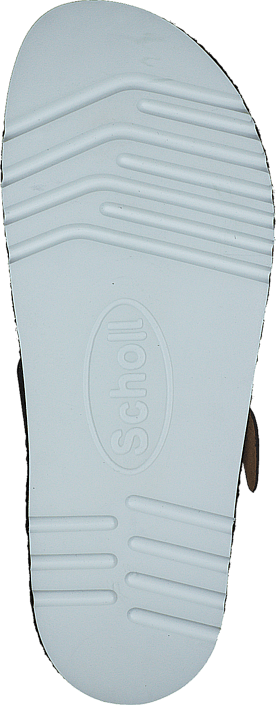 Kjøp Scholl Idylla Black/White Brune Sko Online