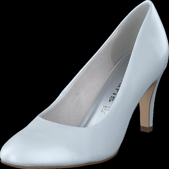 Kjøp Tamaris 1-1-22451-38 100 White Hvite Sko Online