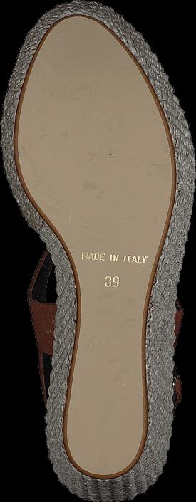 Kjøp A Pair BER155 Cuoio Brune Sko Online