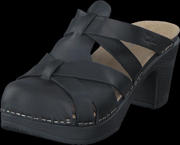 Kjøp Calou Nancy Soft Black Grå Sko Online