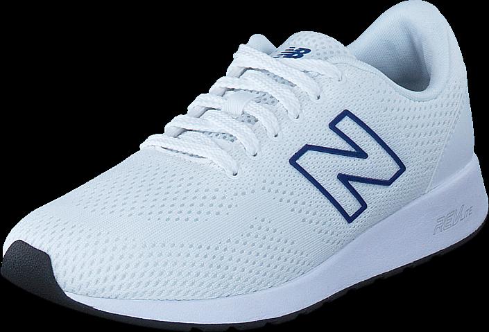 Kjøp New Balance MRL420WB WHITE (100) Blå Sko Online