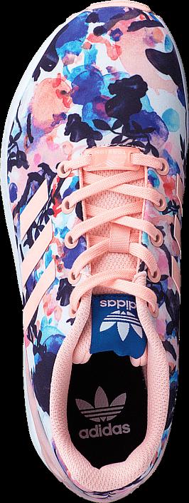 Kjøp adidas Originals Zx Flux J Haze Coral S17/Haze Coral S17/ Rosa Sko Online