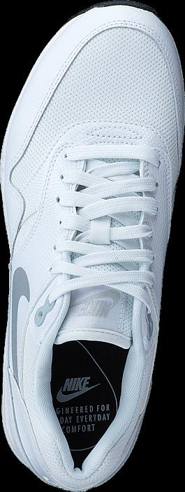 Kjøp Nike W Nike Air Max 1 Ultra 2.0 White/Mtlc Platinum-Black Hvite Sko Online