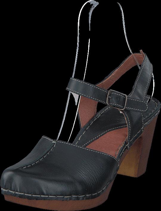 Kjøp Ten Points Atena 743001 Black Brune Sko Online