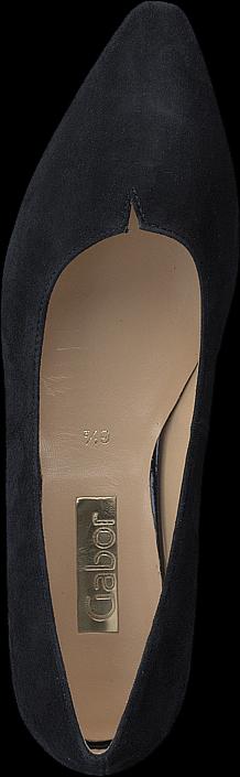 Kjøp Gabor 65.130.16 Pacific Pacific Svarte Sko Online