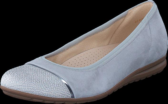 Kjøp Gabor 62.622.40 Light Grey Light Grey Grå Sko Online