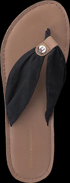 Kjøp Tommy Hilfiger Monica 14D3 990990 Black Beige Sko Online