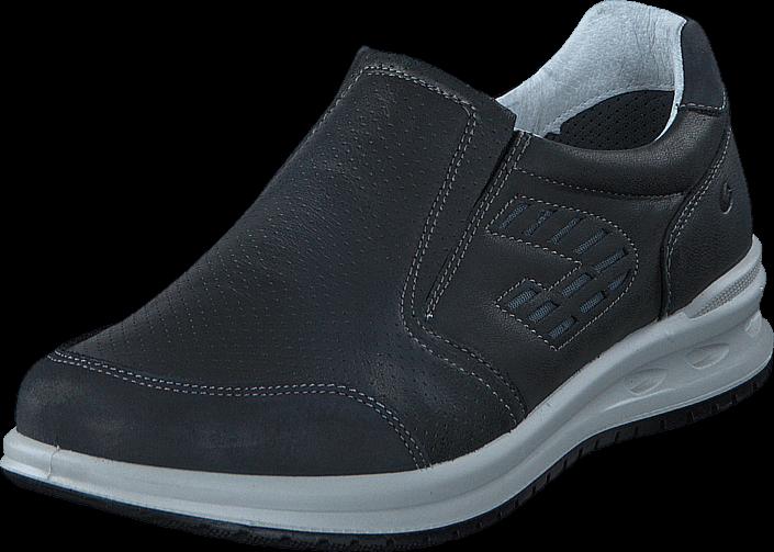 Kjøp Graninge 5643003 01 Black Blå Sko Online