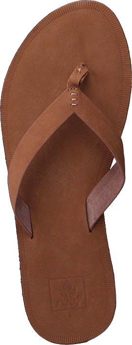 Kjøp Reef Voyange Leather Saddle Brune Sko Online
