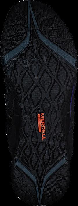 Kjøp Merrell Siren Sport Q2 GTX Black/Liberty Grå Sko Online