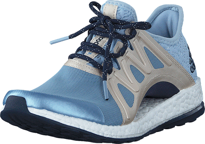 Kjøp adidas Sport Performance Pureboost Xpose Clima Tactile Blue S17/Easy Blue S17 Blå Sko Online