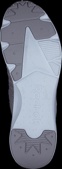 Kjøp Reebok Classic Furylite Slip-on Arch Whisper Grey/White/Black Hvite Sko Online