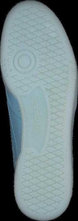 Kjøp Reebok Classic Club C85 Canvas Zee Blue/White Blå Sko Online