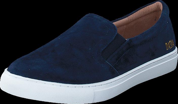 Kjøp Dasia Daylily Slip-in Blue Blå Sko Online