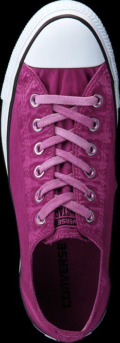 Kjøp Converse All Star Tropical Print Ox Fresh Cyan/Magenta Glow Lilla Sko Online