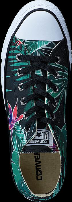 Kjøp Converse All Star Tropical Print Ox Menta/Black Turkis Sko Online