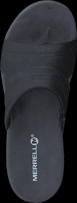 Kjøp Merrell Sandspur Rift Slide Black Grå Sko Online