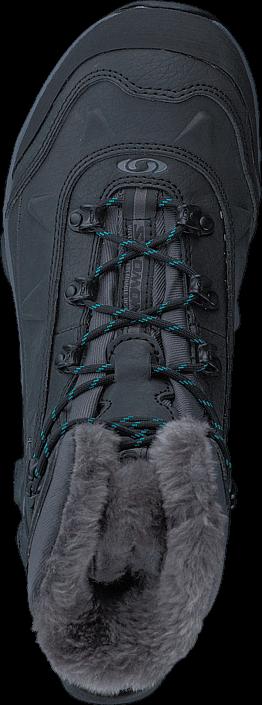 Kjøp Salomon Nytro GTX® W Bk/Cld/Teal Grå Sko Online