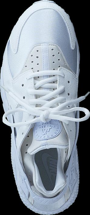 Kjøp Nike Wmns Air Huarache Run White/White Hvite Sko Online