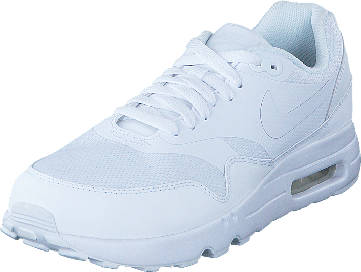 adbfe618e4d1 ... reduced kjøp nike air max 1 ultra 2.0 essential white white pure  platinum hvite sko e0789