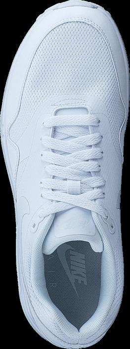 Kjøp Nike Air Max 1 Ultra 2.0 Essential White/White-Pure Platinum Hvite Sko Online