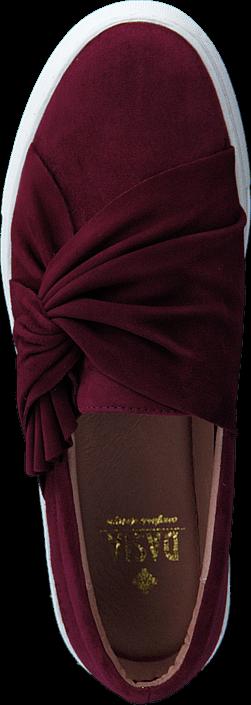 b870eea1 ... Kjøp Dasia Daylily bow Bordeaux Røde Sko Online
