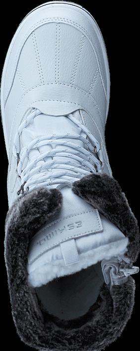 Kjøp Eskimo Frosty White Hvite Sko Online