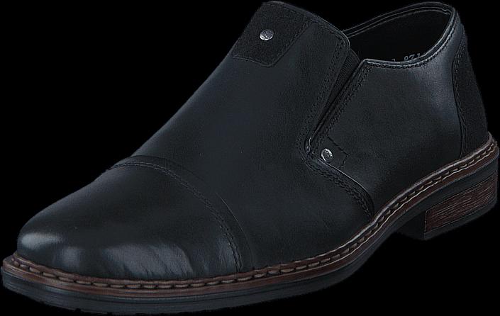 Kjøp Rieker 17672-00 00 Black Blå Sko Online