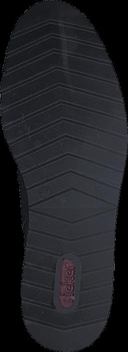Kjøp Rieker Y6388-00 00 Black Svarte Sko Online