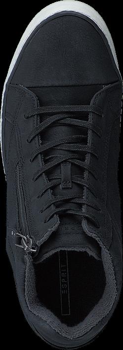 Kjøp Esprit Star Wedge Boots Black Grå Sko Online