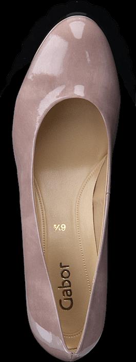 Kjøp Gabor 71.260-74 Patent Pink Rosa Sko Online