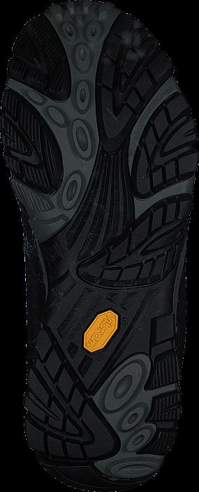 Kjøp Merrell Moab 2 GTX Men Black Blå Sko Online